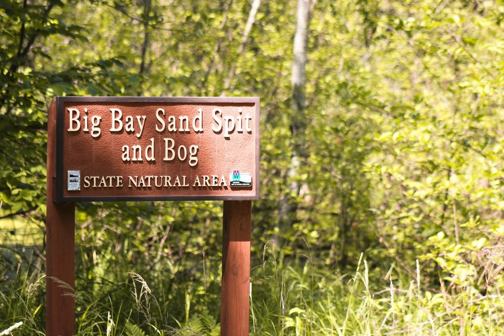 Big Bay Sand Pit & Bog