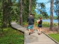 Boardwalk at Big Bay Town Park