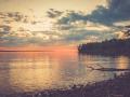 Madeline Island Sunset
